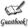 Please sign our guestbook!